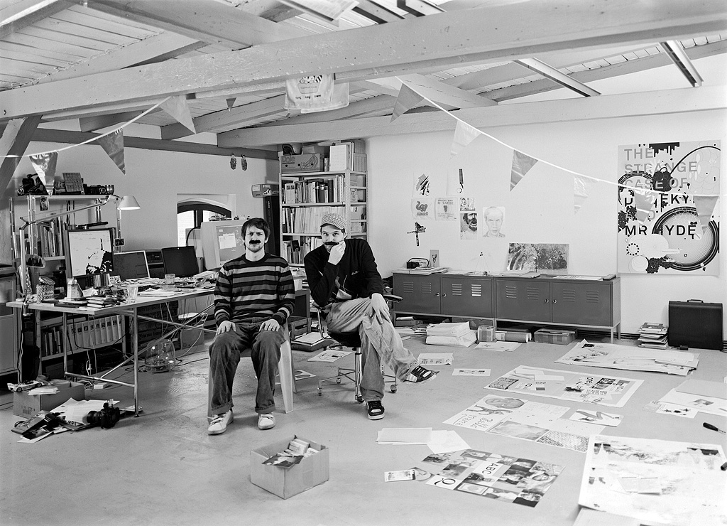 Jung + Wenig, Graphic-Designer by Nikolaus Brade.