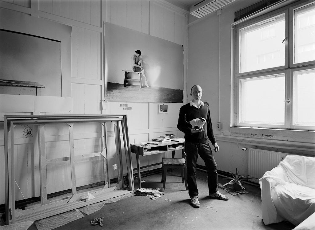 Oskar Schmidt, Photographer by Nikolaus Brade.