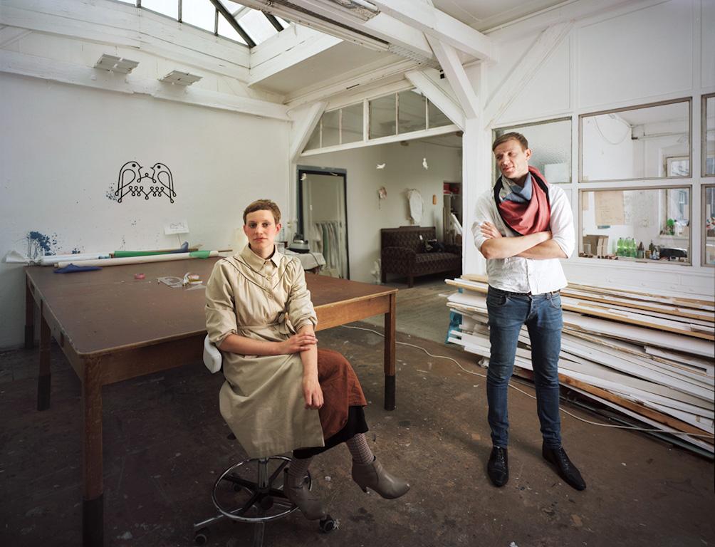 howitzweissbach, Fashion-Designer by Nikolaus Brade.