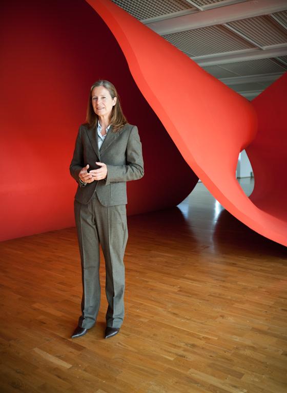 Susanne Pfleger (Visiting Professor), Städtische Galerie Wolfsburg by Nikolaus Brade.