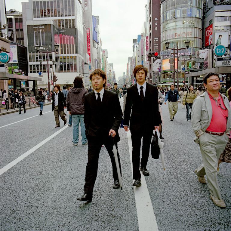 Tokyo by Nikolaus Brade.