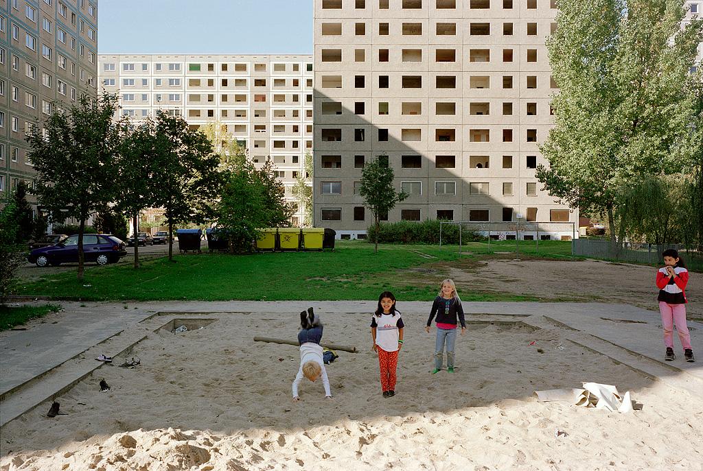 Playground, 2001 by Nikolaus Brade.