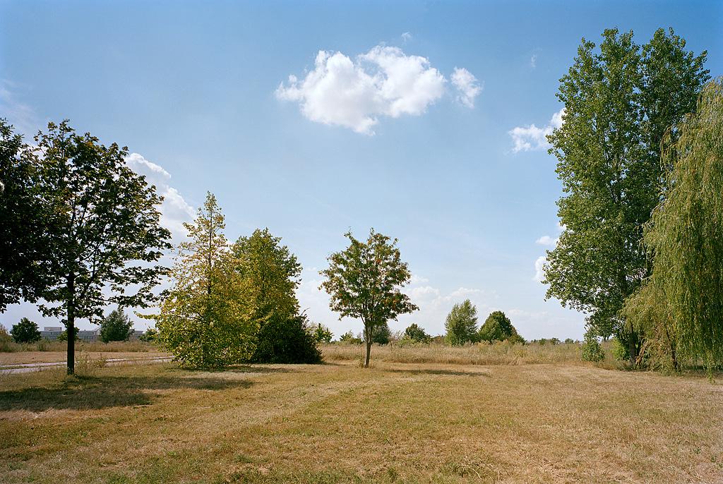 Former Playground, 2009 by Nikolaus Brade.