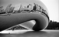 Cloud Gate, Chicago by .