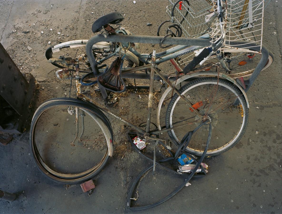 Die Fahrraeder by Nikolaus Brade.