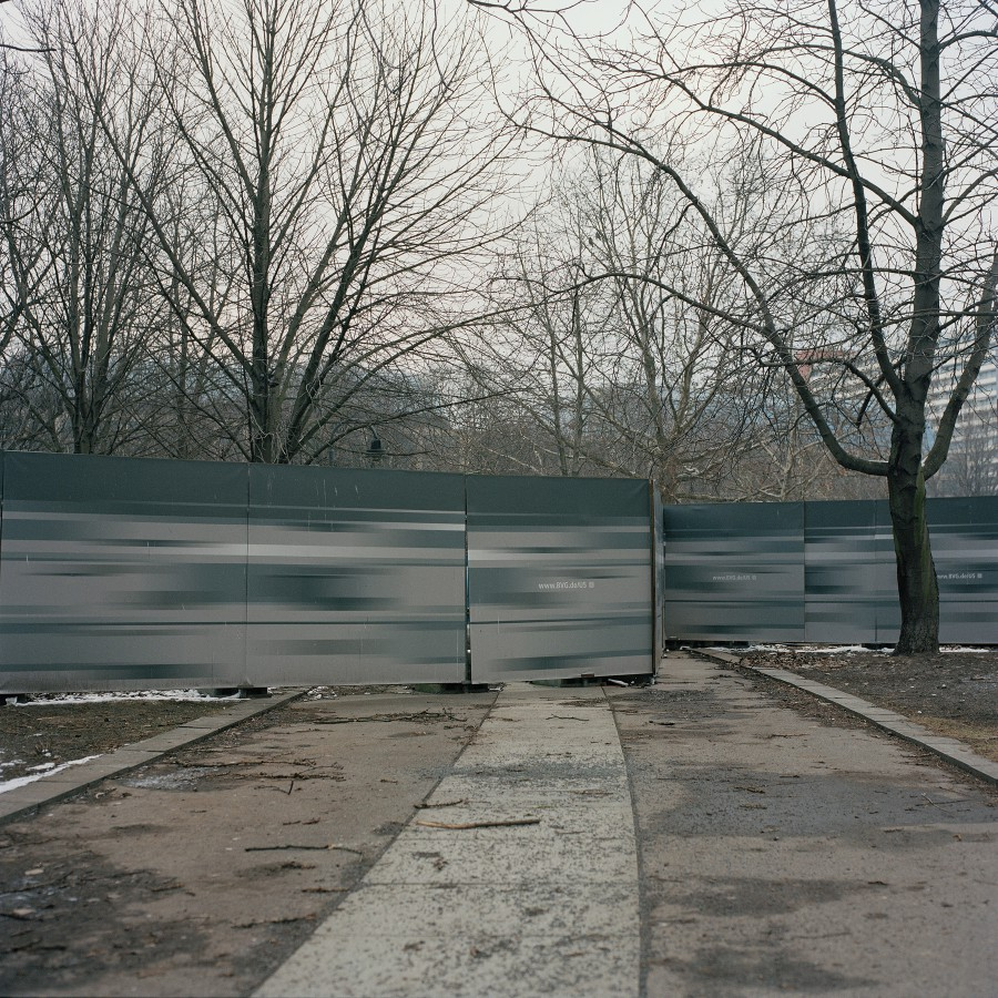 Der Park by Nikolaus Brade.