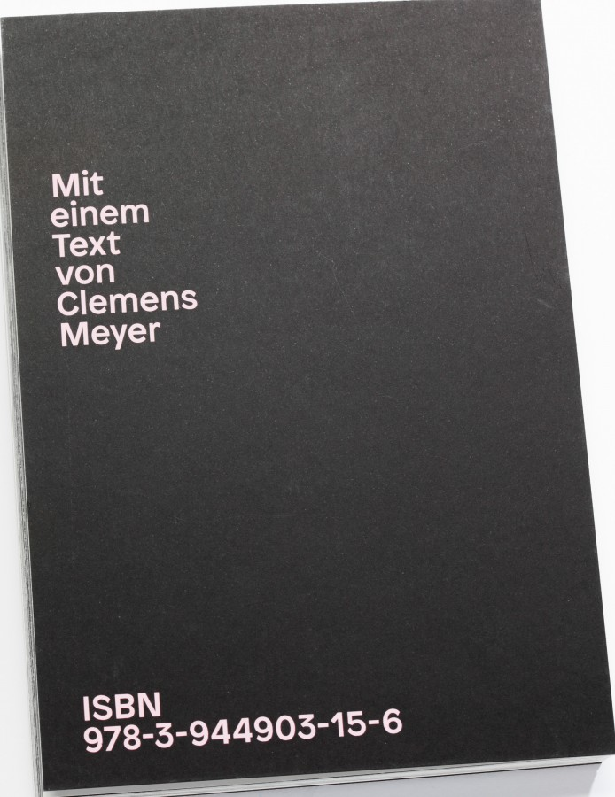 Back-Cover by Nikoaus Brade.